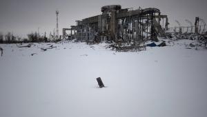 аэропорт Донецка, ДНР, армия Украины, ВСУ, война в Донбассе, восток Украины, АТО