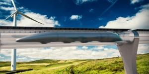SpaceX, сверхзвуковой пассажирский поезд, сша, транспорт