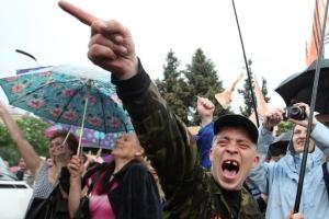 луганск, лнр, боевики