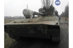 днр, донбасс,ато, происшествия, армия украины, новости украины, восток украины, отвод техники