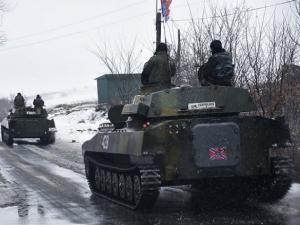 Басурин, ДНР, отвод военной техники, выполнение минских договоренностей, перемирие