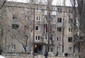 аброськин, авдеевка, обстрел, раненые
