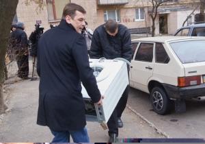 Харьков, водоканал, машины, отбирают, должники, неплательщики