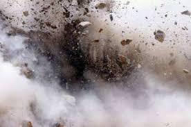 лнр, луганск, мина, боеприпас, взрыв, комбайн, происшествия