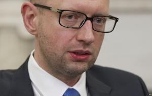 Яценюк, интервью, премьер, децентрализация, русский язык, федерация