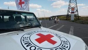 МЧС РФ, Красный крест, Игорь Трунов, гуманитарный конвой, Донбасс, новости Украины