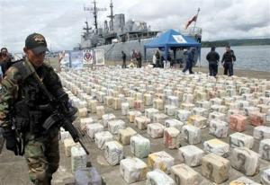 Перу, контрабанды наркотиков, кокаин, спецоперации