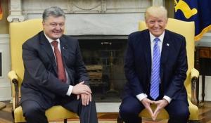 трамп, порошенко, белый дом, вашингтон, украина, сша, политика