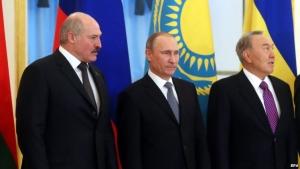 Александр Лукашенко, Владимир Путин, Нусултан Назарбаев, Россия, Украина, Казахстан, Петр Порошенко, переговоры