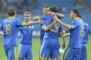 украина, словения, сборная, футбол, евро-2016