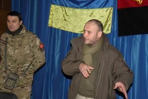 Дмитрий Ярош, заявление, выборы Президента, участие в президентских выборах, политика