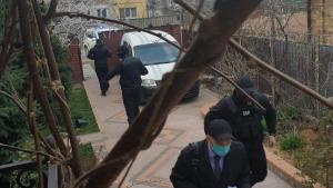 Украина, Татьяна Черновол, спецназ, ГБР, обыск, политика, реакция соцсетей, скандал