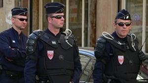 полиция франции, ницца, происшествие, криминал, общество, еврейский культурный центр