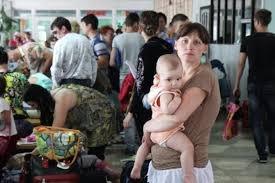 Тарута Сергей, Донецкая область, общество, беженцы, ДоноГА, АТО, происшествия, Донбасс