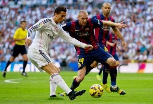 реал, барселона, чемпионат испании по футболу, новости футбола, неймар, роналду