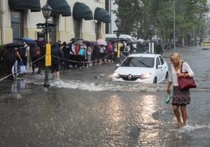 крым, наводнение, Омск, Красноярка, стихия, непогода, катастрофа, ливень