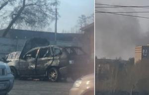 Донецк, взрывы, соцсети, фото, Штефан, очевидцы