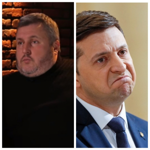Зеленский, Ковалев, ВСУ, скандал