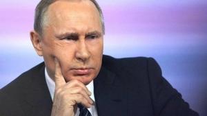 бигборды, штаны, крепыш, рост, Путина, высмеяли, обувь, каблуками, соцсети