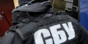 Украина, СБУ, задержан чиновник, Грицак, 250 тыс долларов, новости Украины