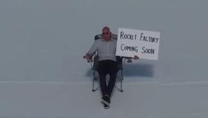 сша, строительство, фабрика. ракеты, Джефф Безос