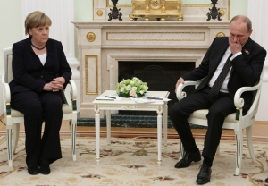 ангела меркель, владимир путин, пресс-подход, москва, встреча, россия, украина