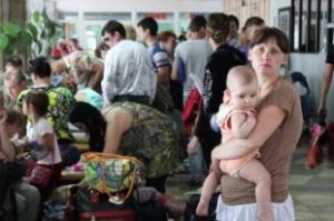 переселенцы, беженцы, донбасс, украина