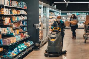 магазины, АТБ, супермаркеты, коронавирус, новости украины