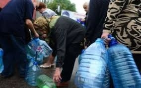 Вода Донбасса, АТО, Нацгвардрия, армия Украины, Донбасс, ДНР, Донецкая республика, Донецк, Украина