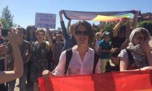 киев, радикалы, украина, мвд украины, марш равенства, гей-парад