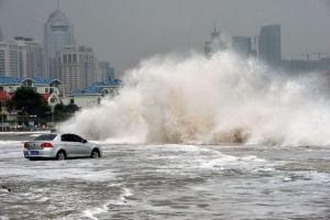китай, происшествия, общество, тайфун, иносми