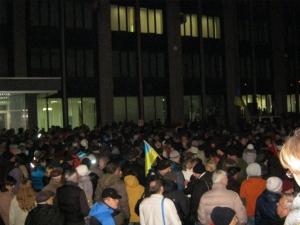 кривой рог, украина, политика, майдан, протесты, местные выборы, вилкул, милобог, самопомощь