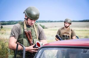 украина, война на донбассе, оос, днр, арест, найполиция, арест, нацгвардия