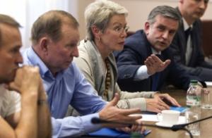 Минск, группа, переговоры, ДНР, ЛНР, заложники, встреча, граница