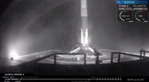 Илон Маск, SpaceX, Falcon 9, Запуск ракеты, Космос