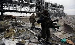Киборг, аэропорт, найден, живой, обломки, Донецк