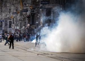 турция, митинги, курды, сирия, исламское государство