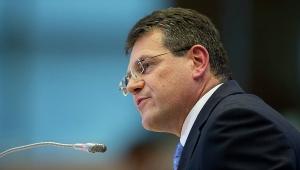 Брюссель, Еврокомиссия, Марош Шевчович, поставки газа, трехсторонняя встреча