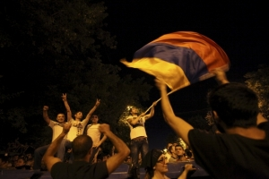 ереван, армения, митинг, протест, майдан, Гюмри, Ванадзор, Аштарак, Абовян