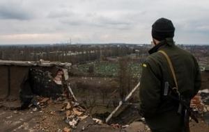 обстрел, авдеевка, происшествия, днр, война, донбасс, ато, украина, зажигательные снаряды