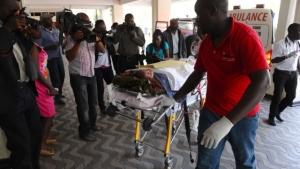 африка, кения, кенийский университет, паника, давка, студенты, гибель