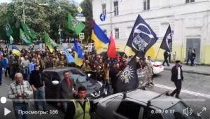 Украина, Харьков, Кернес, видео, Жуков