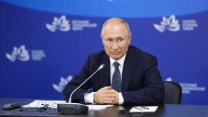 Россия, Песков, Путин, Встреча, Пленные, Аэропорт.