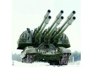 сектор М, Широкино, Шидлюх, РФ, полигон, испытание нового оружия, боевики