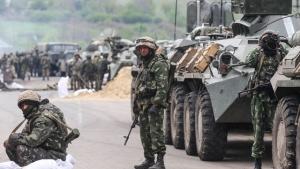 АТО, ДНР, восток Украины, Донбасс, Россия, армия, ООН