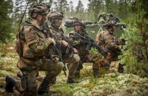 Норвегия, политика, Швеция, Европа. Россия, конфликт, противостояние, армия