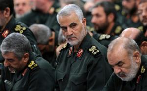 Иран, Багдад, Ирак, Сулеймани, Генерал, Окружение.