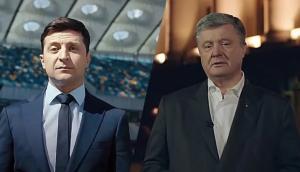 Украина, Политика, Выборы, Зеленский, Герасимов, Олимпийский, Стадион, Порошенко