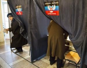 донецк, луганск, местные выборы, лнр, днр. восток украины, происшествия, общество