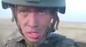 Россия, Армия РФ, БТР, Пожар, Семен Мережников